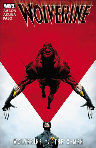 Wolverine vs the X-Men TPB (Softcover)