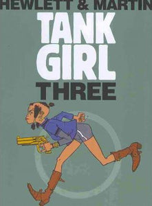 Tank Girl Remastered Edition Vol 03 TPB
