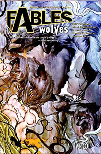 Fables TP Vol  8: Wolves (Softcover)