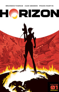 Horizon TP Vol 1: Reprisal (Softcover)