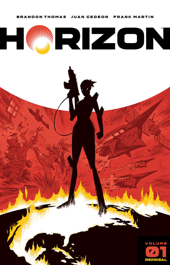 Horizon Vol 01: Reprisal TPB