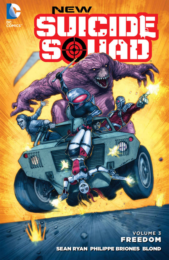 New Suicide Squad TP Vol 3: Freedom (Softcover)