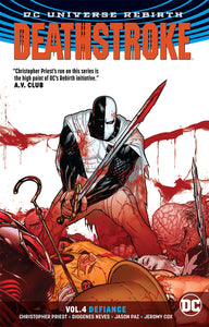 Deathstroke TPB Vol 4: Defiance (Softcover)