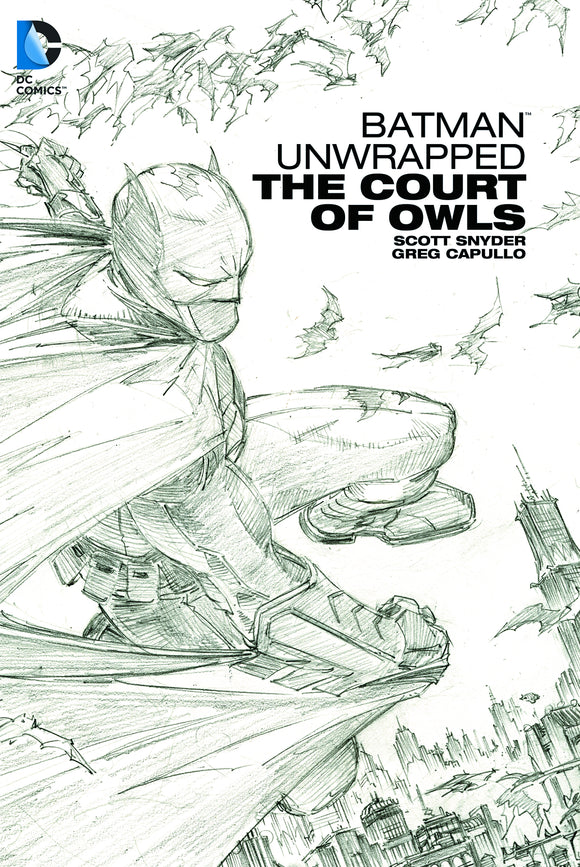 Batman Unwrapped: The Court of Owls HC