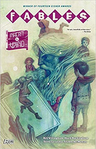 Fables TP Vol 17: Inherit the Wind (Softcover)