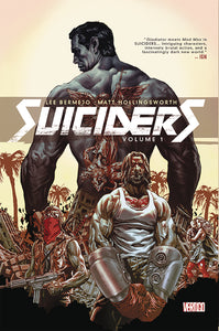 Suiciders HC Vol 1 (Hardcover)