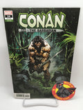 Savage Sword of Conan (2019) # 1 ComicsPRO Rahzzah Variant CGC Graded 9.8