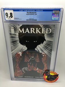 Marked (2019) # 1 CGC Graded 9.8
