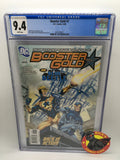 Booster Gold (2007) # 7 CGC Graded 9.4