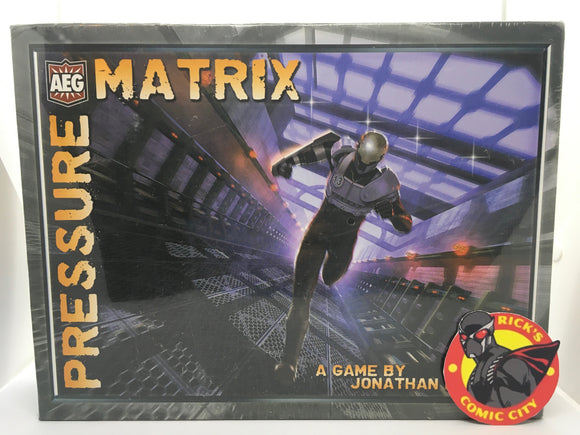 Pressure Matrix Board Game
