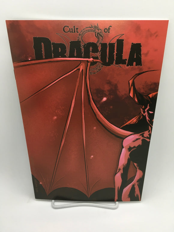 Cult of Dracula (2020) #1 Rick's Comic City Store Variant