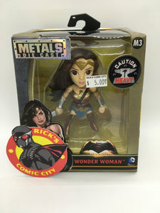 Batman vs Superman Jada Toys Metals Die Cast Figure: Wonder Woman
