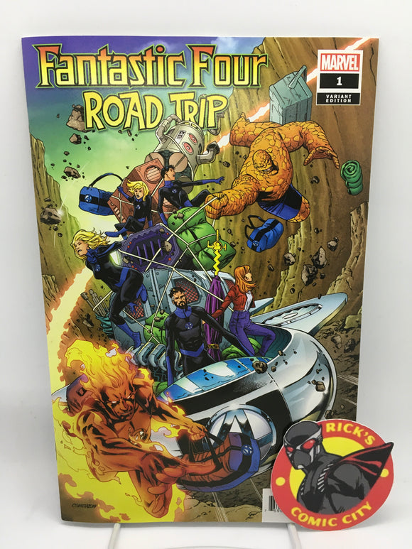 Fantastic Four: Road Trip (2020) #1 Cory Smith Variant