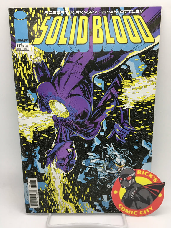 Solid Blood (2020) #17