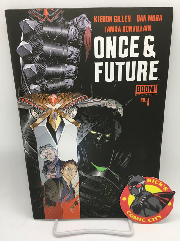 Once & Future (2019) # 1