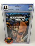 Booster Gold (2007) #22 CGC Graded 9.8