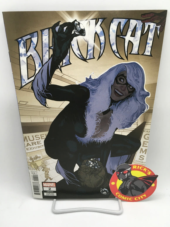 Black Cat (2020) # 2 Adam Hughes Variant
