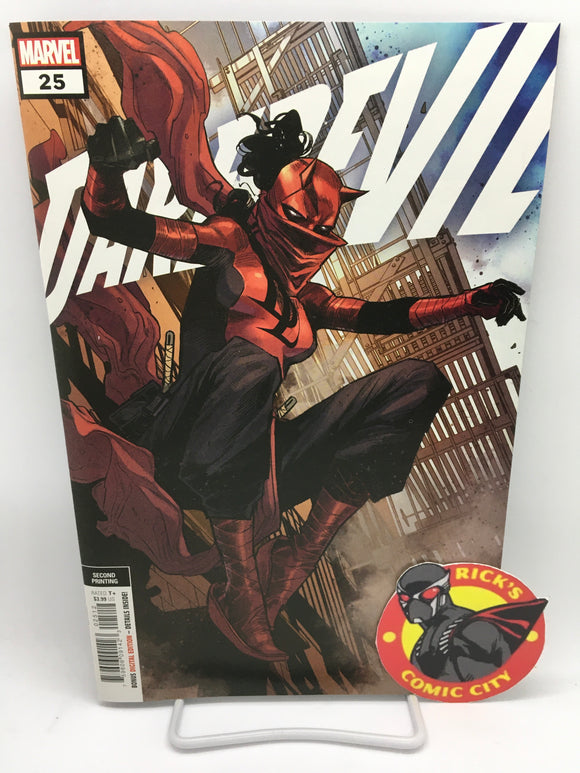 Daredevil (2019) #25 (2nd Print)