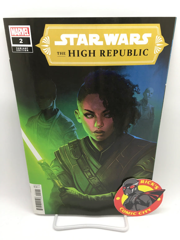 Star Wars: The High Republic (2021) # 2 Ashley Witter Variant