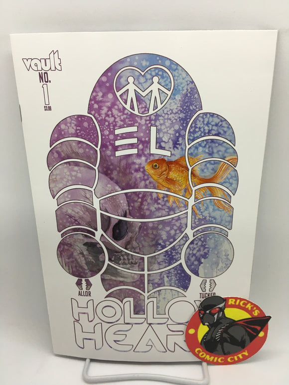Hollow Heart (2021) #1 David Mack Variant