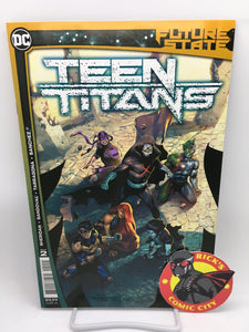 Future State: Teen Titans (2021) #2 (of 2)