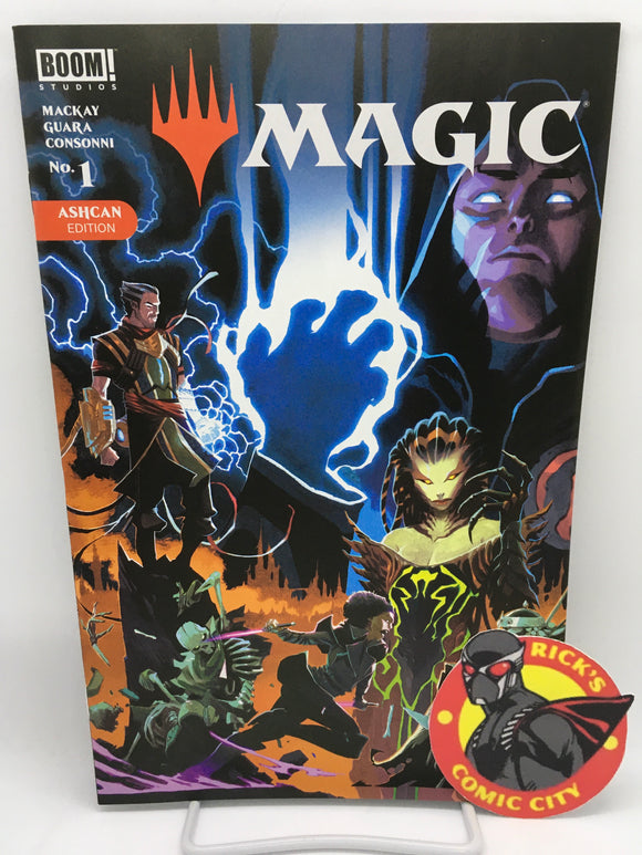 Magic (2021) Ashcan
