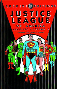Justice League of America Archives Vol 02 HC
