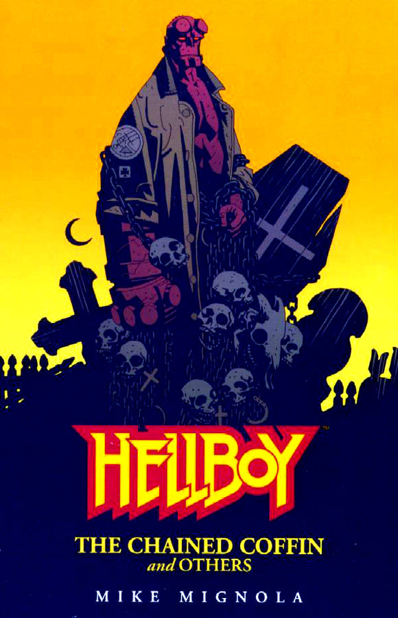 Hellboy: The Chained Coffin and Others TPB