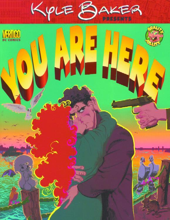 You Are Here TPB