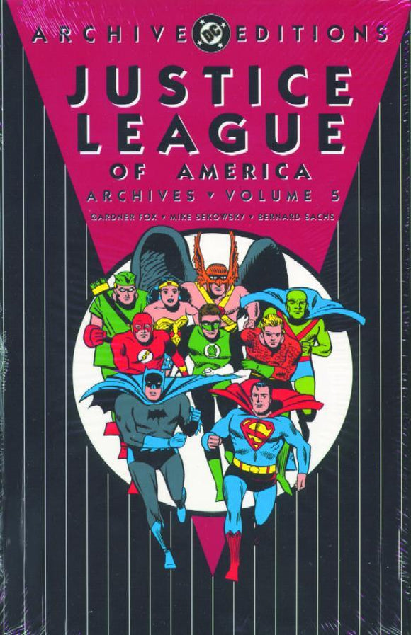 Justice League of America Archives Vol 05 HC
