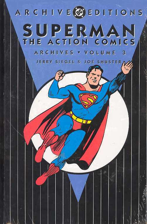 Superman Archives Vol 03 HC
