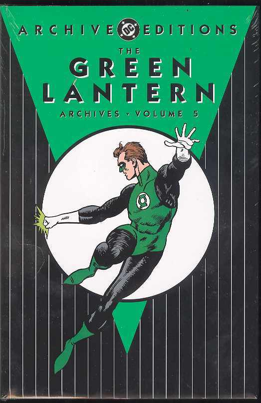 Green Lantern Archives Vol 05 HC