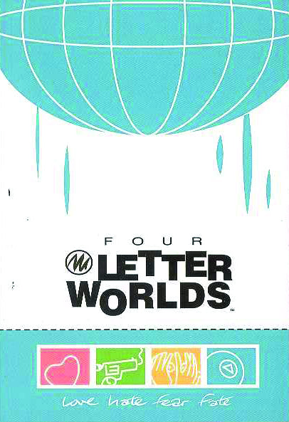 Four-Letter Worlds GN SC