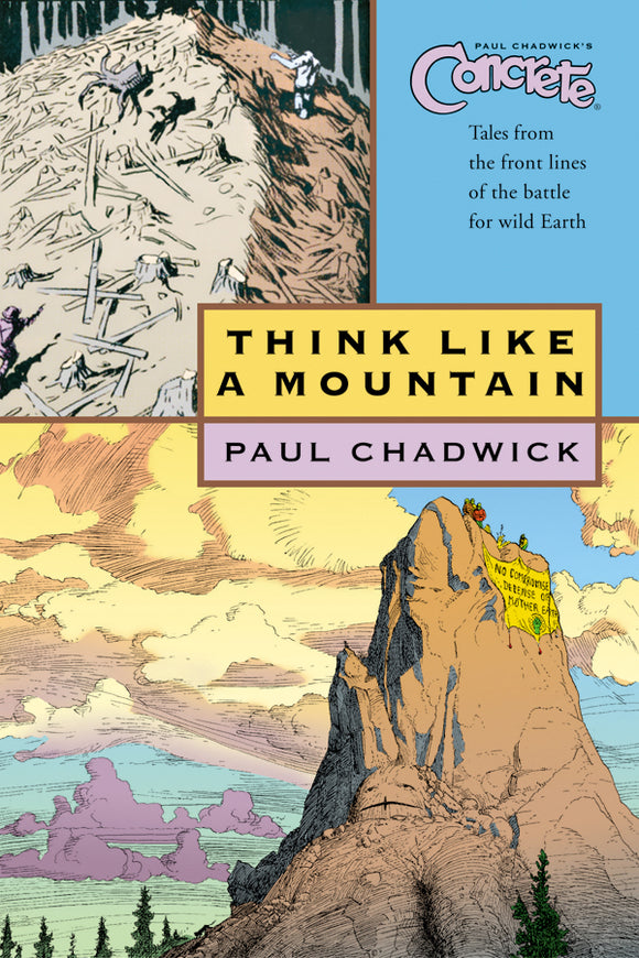 Concrete Vol 05: Think Like a Mountain TPB
