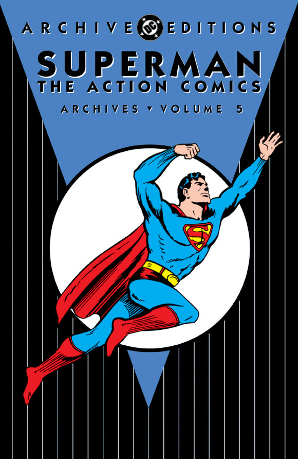 Superman Archives Vol 05 HC