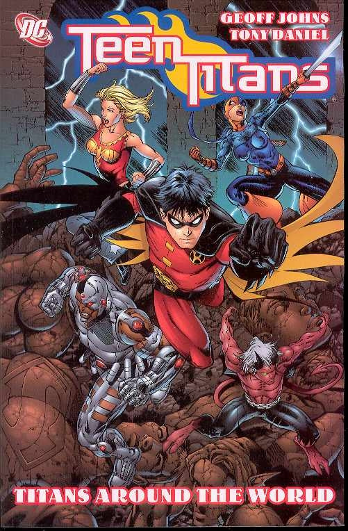 Teen Titans Vol 06: Titans Around the World TPB