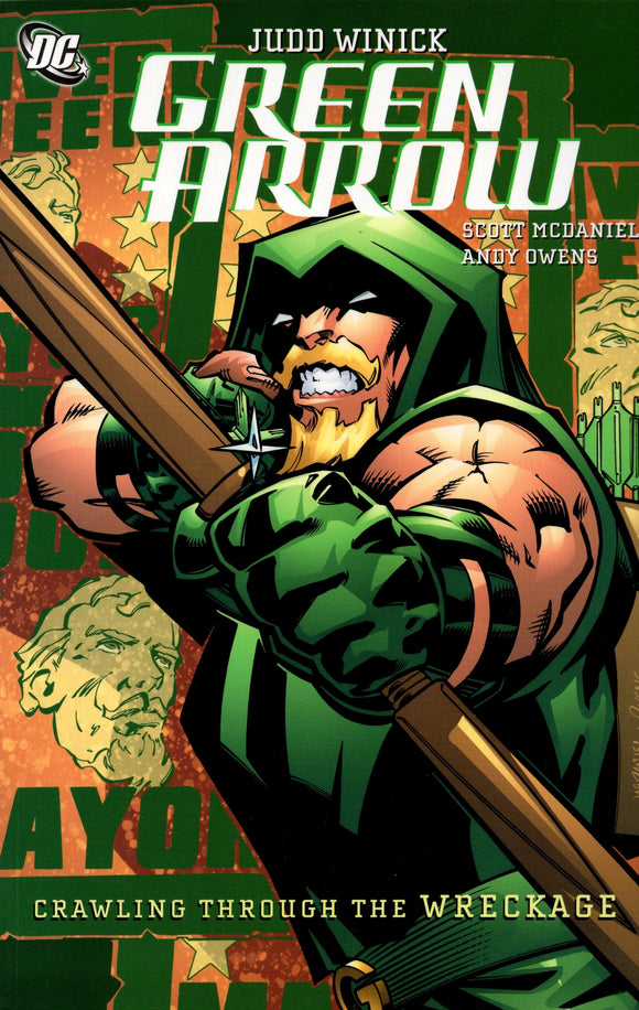 Green Arrow [2001] Vol 08: Crawling Through the Wreckage TPB