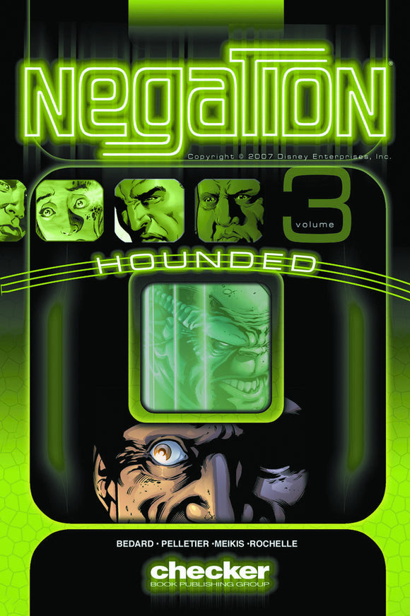 Negation TPB Vol 03: Hounded
