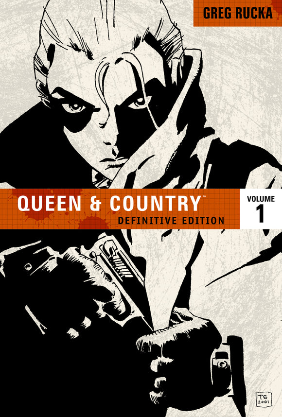 Queen & Country: Definitive Edition Vol 01 TPB