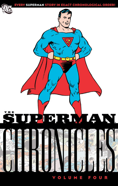 Superman Chronicles Vol 04 TPB