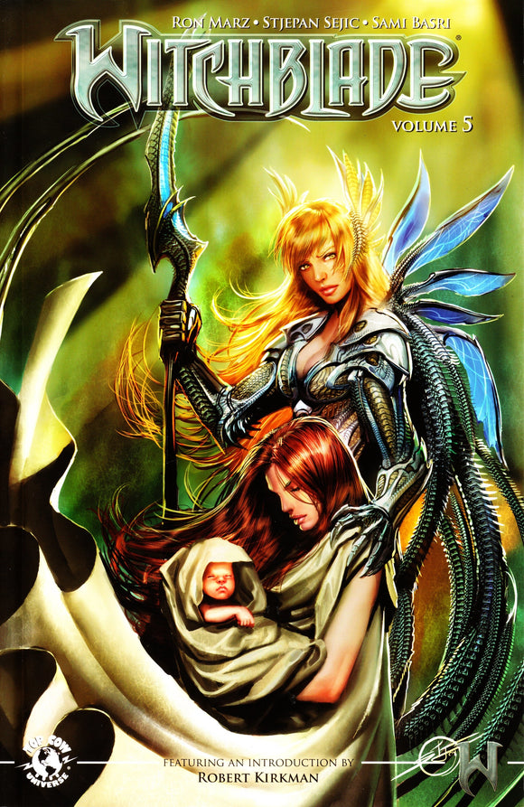 Witchblade Vol 05 TPB