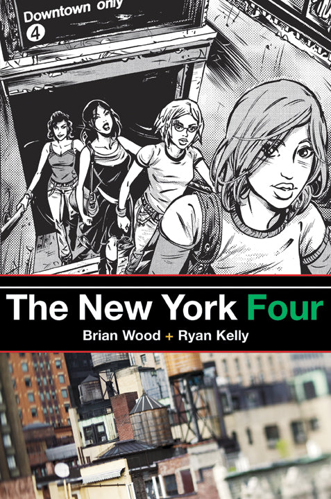 New York Four GN TPB