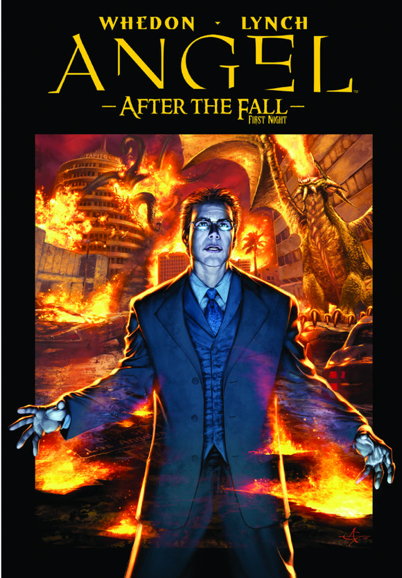 Angel: After the Fall Vol 02: First Night TPB