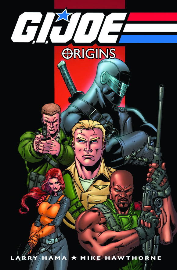 G.I. Joe Origins Vol 01 TPB