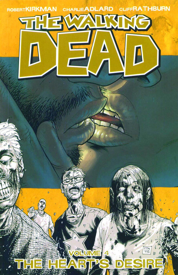 Walking Dead Vol 04: The Heart's Desire TPB [Used]
