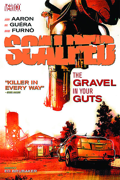Scalped Vol 04: The Gravel in Your Guts TPB