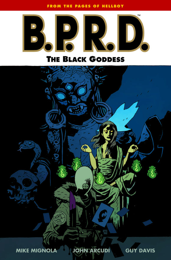 B.P.R.D. Vol 11: The Black Goddess TPB