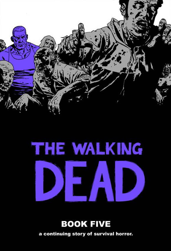Walking Dead Book 05 HC [Half Priced]