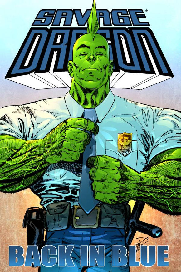 Savage Dragon: Back in Blue TPB