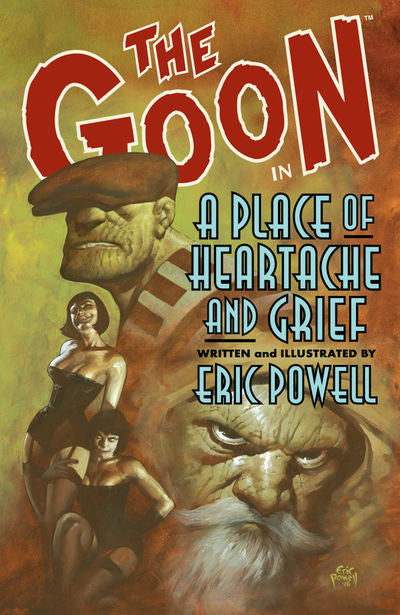 Goon Vol 07: A Place of Heartache and Grief TPB